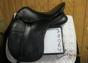 Schleese Wave Used Dressage Saddle 18