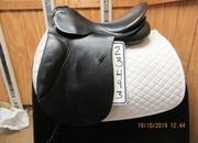 Passier Optimum Used Dressage Saddle 18