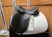 Borne Used Dressage Saddle 18