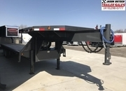 2018 Load Trail 102x28 Gooseneck Equipment Trailer...# 156570