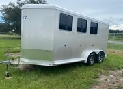 2022 Exiss EXPRESS 3H BP SS EDITION Horse Trailer IN STOCK!!!!