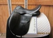 Borne Sankey Used Dressage Saddle 18.5