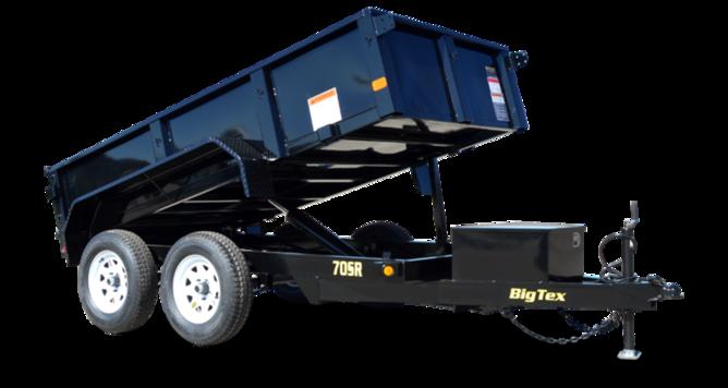 2019 70SR-10-5WDD - Big Tex Trailers