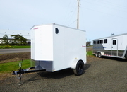 2019 Criterion Trailers Utility Specs 5x8 CT58S3NU Enclosed Trailer