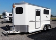 2022 Sundowner Trailers Charter TR SE Horse Trailer