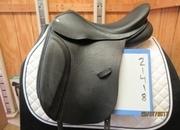 Smith Worthington Danzig Used Dressage Saddle 18.5