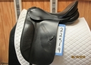 Otto Schumacher Profi Exclusive Used Dressage Saddle 17.5