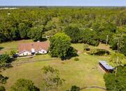 8+ Acres CBS Pool Home & Barn