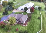 SOLD!!!  Exceptional Equestrian Estate with 72x120 Indoor Arena