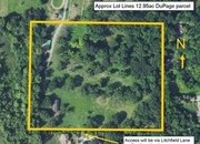 New Price! 12.95ac Adjacent to Existing Horse Farm