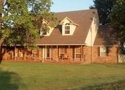 40 Acre Horse Ranch w/ 80'x120' 20 Stall Barn & 3400 Sq. Fr. Home