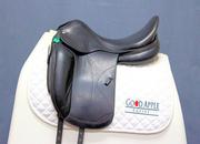 Amerigo Pinerolo Dressage Saddle, 18ins Narrow/Medium
