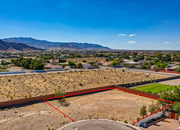 1/2 ACRE LOT IN PRIVATE 4 LOT CUL-DE-SAC