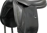 Amerigo Vega Monoflap Dressage Saddle, 18ins / Medium - 5185-2