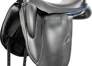 Patrick Saddlery Leggero Monoflap Dressage Saddle, 18.5ins / MW - 874-329
