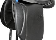 Collegiate Mentor Dressage Saddle, 17.5ins / Wide - 5241-2