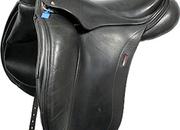 Schleese Infinity Dressage Saddle, 17.5 / Wide-XW - 2024-119