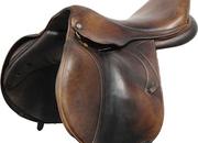 M. Toulouse Patrice Platinum Close Contact Saddle, 17.5ins / Medium - 5244-1