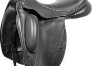 Custom Saddlery Icon Flight Dressage Saddle, 18.5ins Wide/XW - 5214-2