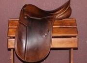 SOLD! Stubben Aramis Dressage Saddle 16.5