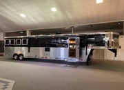 2020 Lakota Charger 4 Horse with 17' Living Quarters! RVH 1433