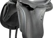Schleese Obrigado Dressage Saddle, 17ins / Wide - 4007-58